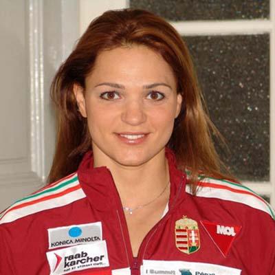 olimpiai-bajnok magyar kajakozónő
